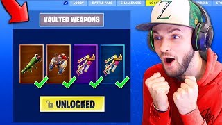 ALL THESE GUNS are *BACK* in Fortnite: Battle Royale!