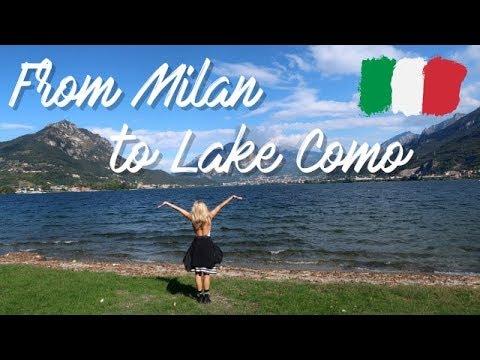 From Milan to Lake Como!
