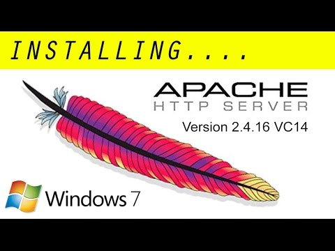 How to Install Apache Server on Windows