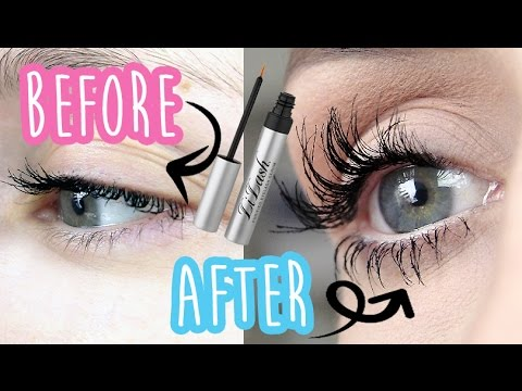 Get CRAZY Long Eyelashes With Lilash