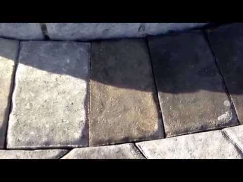 Landscape Networker | How to install a soldier course border on a paver or brick patio walkway NJ