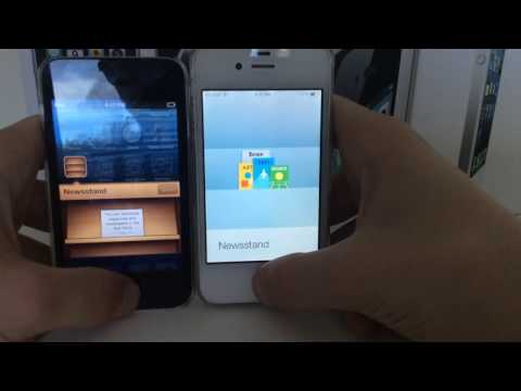 iPhone 4 vs. iPod touch 4G (2016)