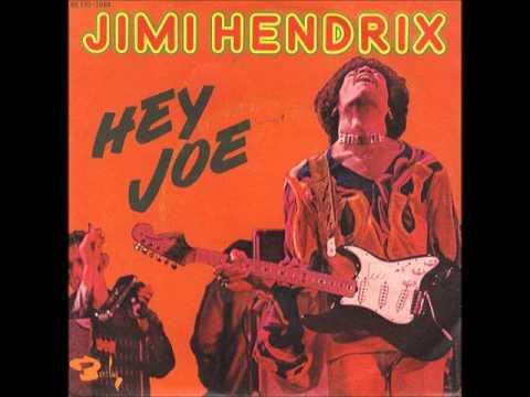Jimi Hendrix - Hey Joe Backing Track!! PLAY ALONG!!