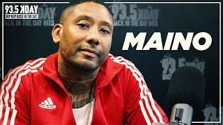 Maino Talks History w/ Birdman + Why He Didn