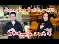 Annoying Customer RIP English Part 4 OZZY RAJA