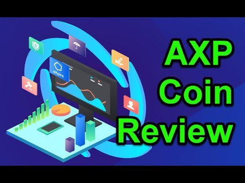 aXpire - AXP Coin - Review - Why I like This Coin