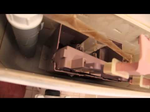 Caroma Dual Flush slow leak repair
