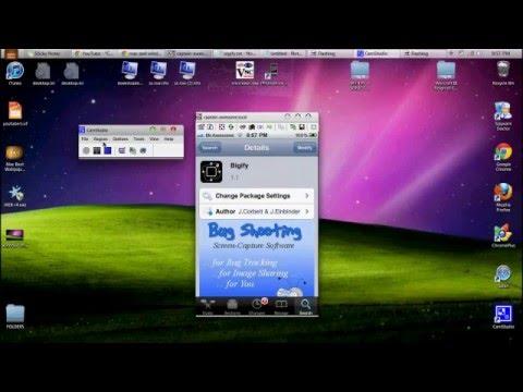 How To Get Bigify (free cydia app)