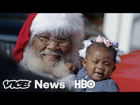 Santa Is A Black Man And He Lives In New Orleans (HBO)