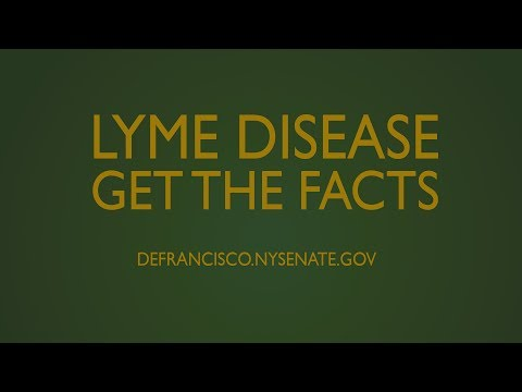 LEARN HOW TO PREVENT LYME DISEASE