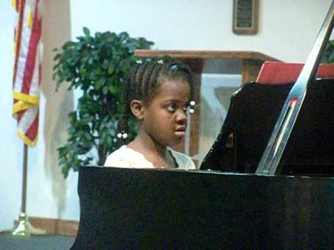 Hannah Piano Recital