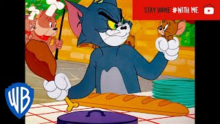 Download Tom & Jerry | Food, Glorious Food! | Classic Cartoon Compilation | WB Kids Video