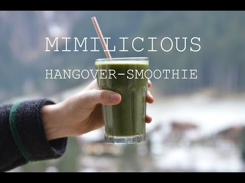 Hangover-Smoothie