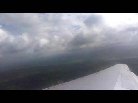 Takeoff from Gregorio Luperón Airport, Puerto Plata. Dominican Republic. (1080p) HD