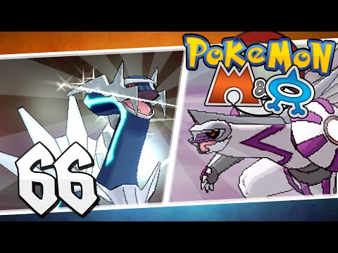 Pokémon Omega Ruby and Alpha Sapphire - Episode 66 | Dialga and Palkia!