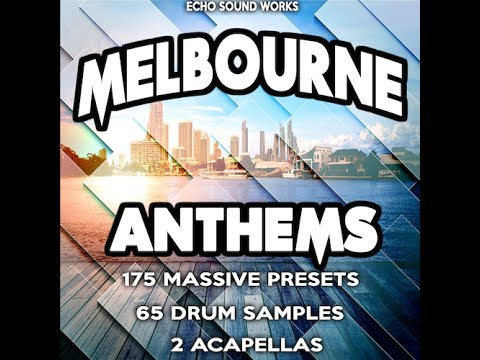 NI Massive tutorial - Melbourne Anthems Synth Design