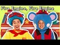 Fire Engine Fire Engine More Mother Goose Club And Friends
