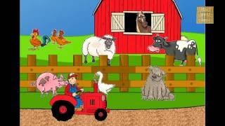 Old MacDonald Had A Farm - Nursery Rhyme Express - Songs for Kids