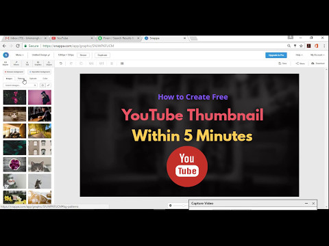 How to Create YouTube Thumbnail in 5 Minutes
