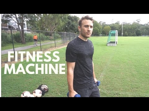How to get Fit for Soccer - Football