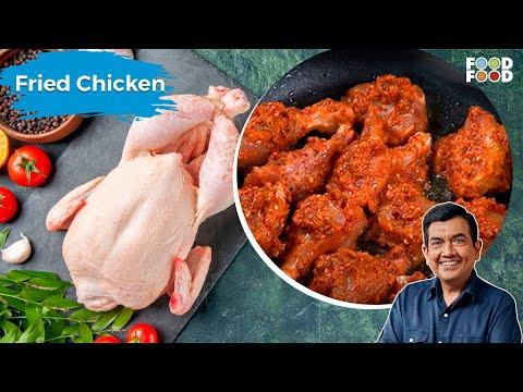 Chicken Roasted - Sanjeev Kapoor's Kitchen