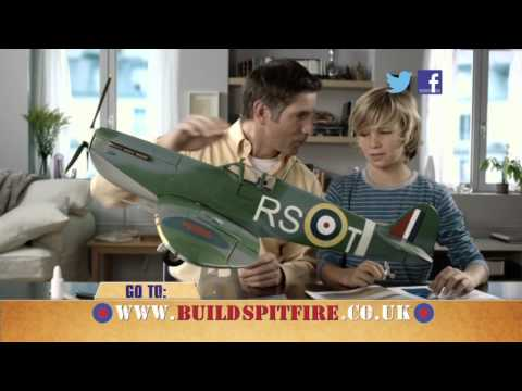 Build the Spitfire from ModelSpace