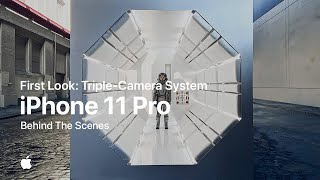 iPhone 11 Pro Behind the Scenes — First look at the new triple-camera system — Apple