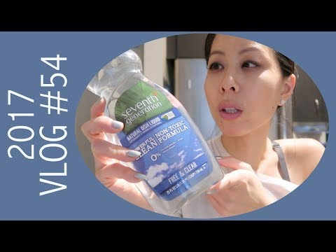 Vlog - Our Favourite Cleaning Products
