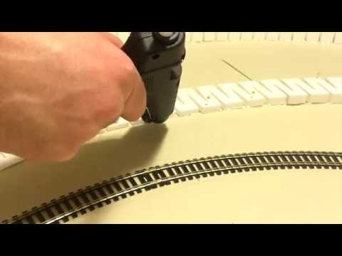 Building a 4x8 DC HO Layout - Step 4