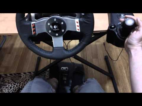 How To Drive Stick Shift (Logitech G27)
