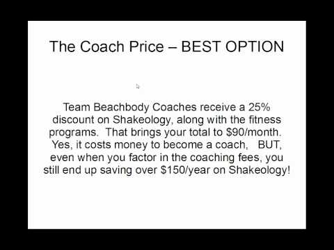 How Much Does Shakeology Cost Per Month