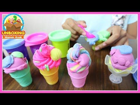 Xxx Mp4 Mainan Anak Play Doh Ice Cream Play Doh Swirl Amp Scoop Ice Cream How To Make Ice Cream With Toy 3gp Sex