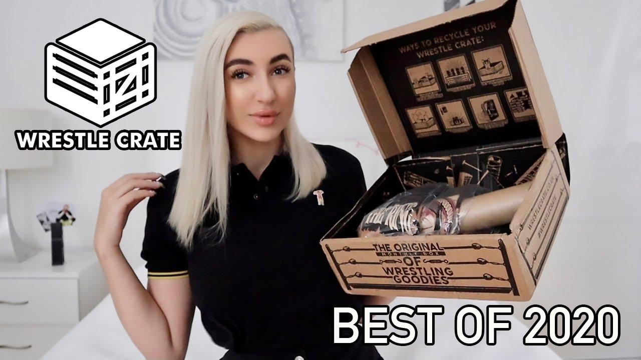 WRESTLE CRATE UK: BEST OF 2020 - UNBOXING