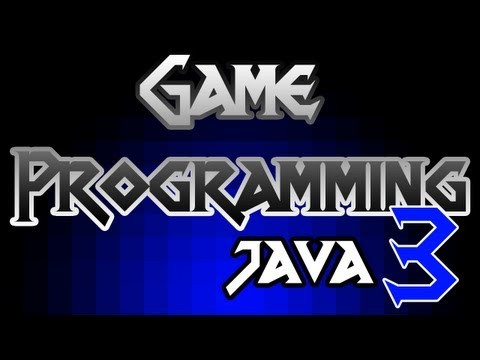 Java Game Programming #3 - GameObject