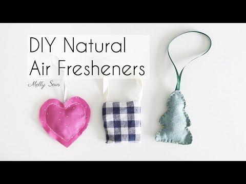 Sew Natural Air Fresheners