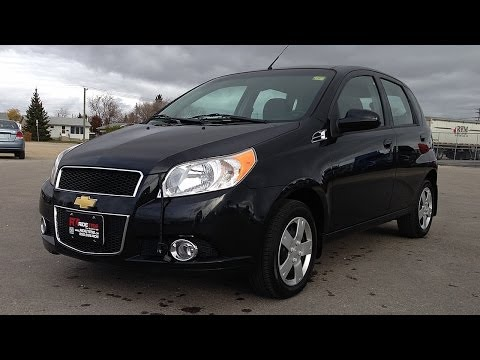 Where can I find a good cheap used car in Winnipeg? 2011 Chevrolet Aveo LS