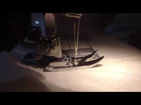 Slow MO . SEWING MACHINE . Must watch