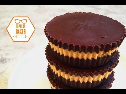 Peanut Butter Cups - Topless Baker
