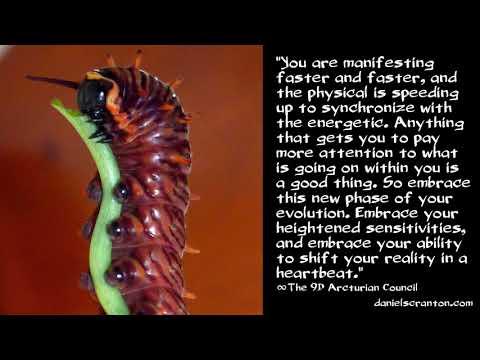 Your Intuition is Your Greatest Asset ∞The 9D Arcturian Council, Channeled by Daniel Scranton