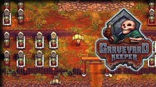 Perk Master Graveyard Keeper Gameplay Lets Play Part 28