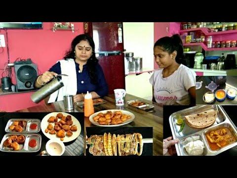 Xxx Mp4 Indian Mom Morning Routine BREAKFAST LUNCH BOX ROUTINE Paneer Pakoda Arbi Ki Sabji Phulka Roti 3gp Sex