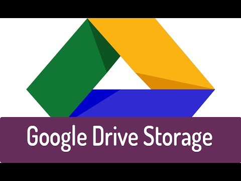 How To Check Google Drive Storage