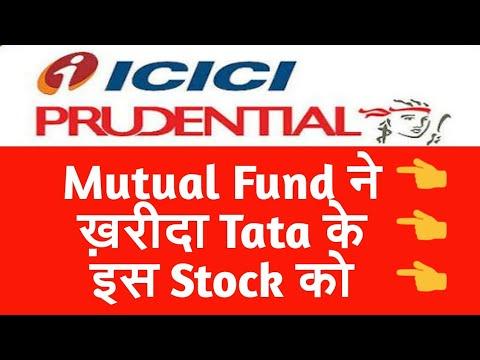 Icici Prudential Mutual Fund ने ख़रीदा Tata के इस Stock को - Tata Motors DVR Stock Review