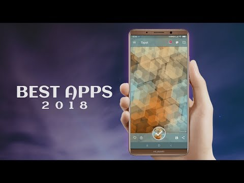 Best Android Apps - 2018 OCT.