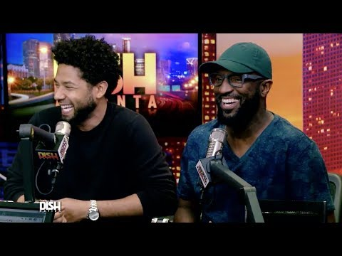 JUSSIE SMOLLETT SPILLS THE TEA ON 'EMPIRE' & HIS NEW MUSIC VIDEO 'HURT PEOPLE'