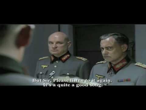 Hitler gets Rick Rolled