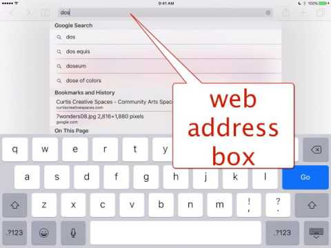 iPad Tips & Tricks: Finding Text on a Web Page