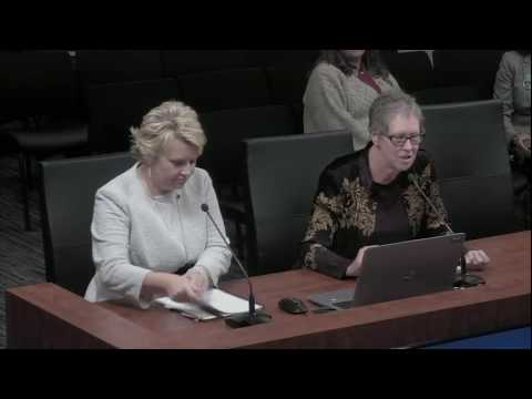 CCC Board of Governors Meeting | January 2018, Part B
