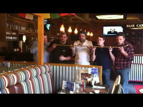Dave's bachelor party