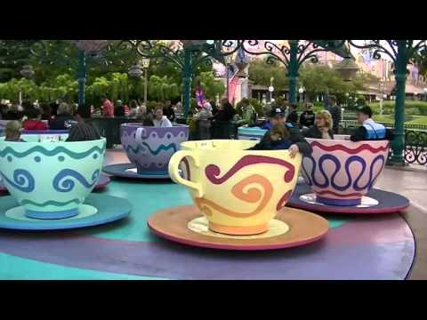 Disneyland Paris 24 ans